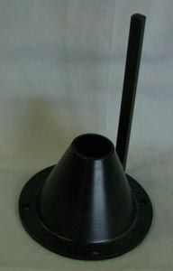 Aluminum Mounting Funnel