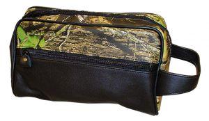 Men's Travel Bag in Break-Up w/Black