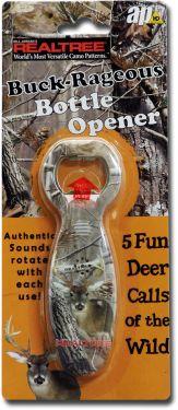 Deer Sounds Camo Bottle Opener