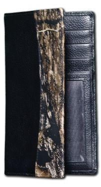 Camo Checkbook Cover
