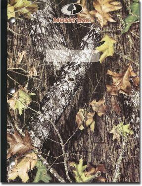 Mossy Oak Notebooks