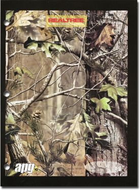 Realtree Notebooks
