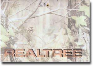 Realtree Camo Sticky Notes