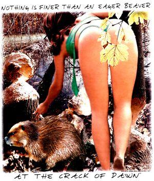Eager Beaver T Shirt