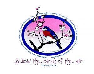 Behold the Birds T Shirt