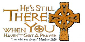 He's Still There T Shirt