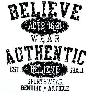 Believewear T Shirt
