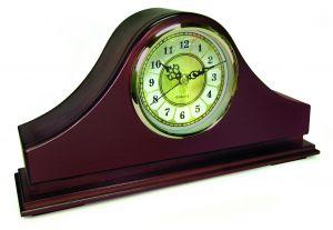 Mantle Clock - Gun Storage