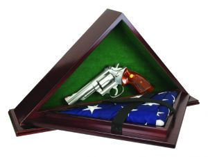 Flag Case with Concealment