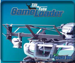 Tilt-N-Tote Game Loader