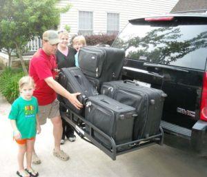 HNR1000T Luggage