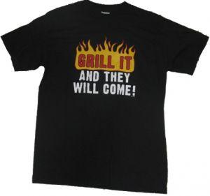 Grill It T-Shirt