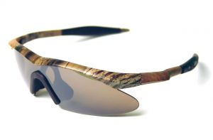 Kids Camo Sunglasses - Smoke Lens