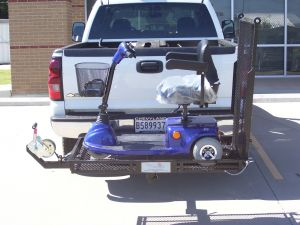 Powerchair Carrier
