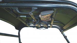 Quick Draw Overhead Gun Racks
