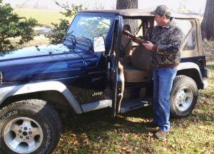 Jeep OGR