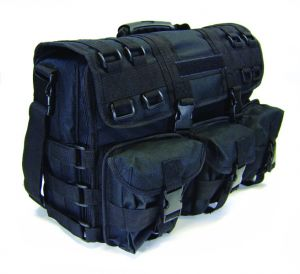 Overnight Bag with Concealment