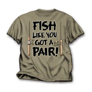 Fish like you Got a Pair