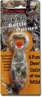 Deer Sounds Camo Bottle Opener