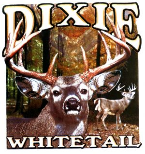 Dixie Whitetail Hunting T Shirts