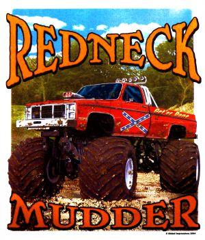 Redneck Mudder T Shirt