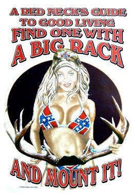 Redneck Guide to Good Living T Shirt