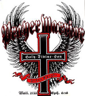 Prayer Warrior T Shirt