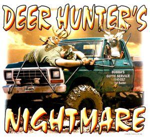 Deer Hunter's Nightmare T Shirt