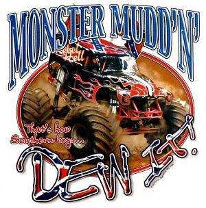 Monster Muddin T Shirt