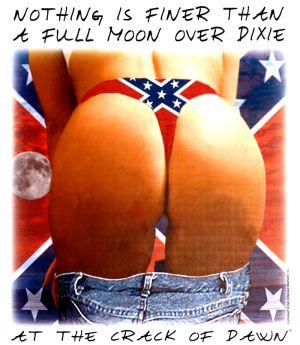Full Moon over Dixie T Shirt