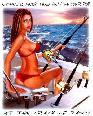 Pumping your Rod T Shirt