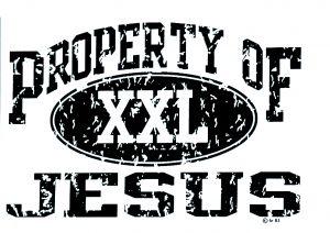 Property of Jesus T Shirt