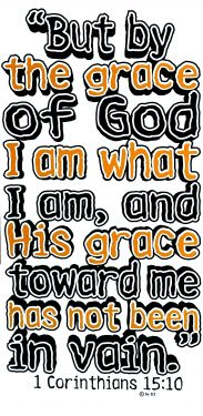 But by the Grace of God T Shirt
