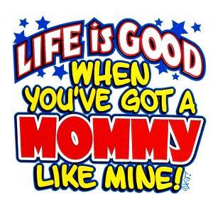 Mommy Like Mine T Shirt