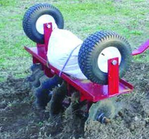 ATV Plow