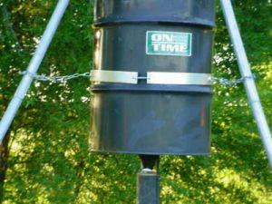 Barrel Stabilizer - 55 Gallon