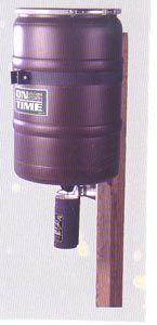 Dock Post 32 Gallon w/ Lifetime Timer & Internal Funnel