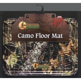 Hatchie Bottom  Molded Rear Floor Mats