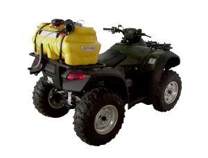 ATV Spraying System (25 Gallon,1.8 GPM and 15' Tip)