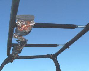 Tall Man Overhead Gun Rack
